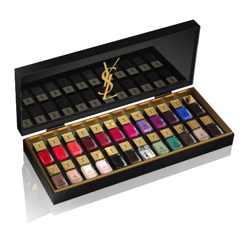 Yves Saint Laurent La Laque Couture Colour Collection, £395 from Selfridges