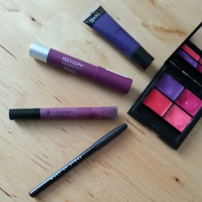 In Pursuit of the Perfect Purple Pout: The End!