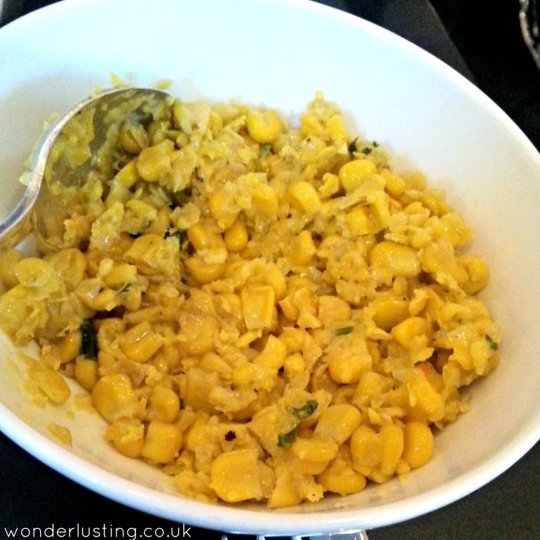Humita (corn)