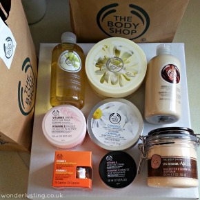 Natural Beauty: The Body Shop, Haul & 50% Discount Offer