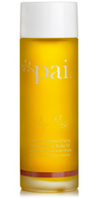 Natural Beauty: Pai Royal Jasmine & May Chang  Replenishing Body Oil Review