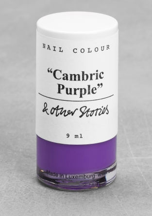Cambric Purple, & Other Stories Nail Polish
