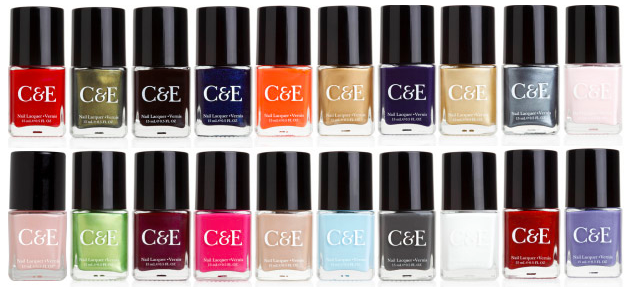Crabtree & Evelyn Nail Lacquer, 4-free