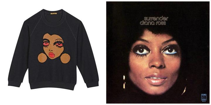 Peter Jensen 'Diana' sweatshirt