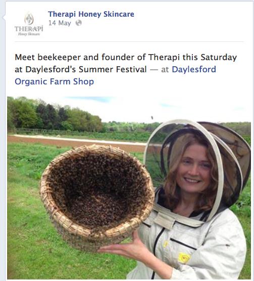 Tanya Hawkes, founder, Therapi