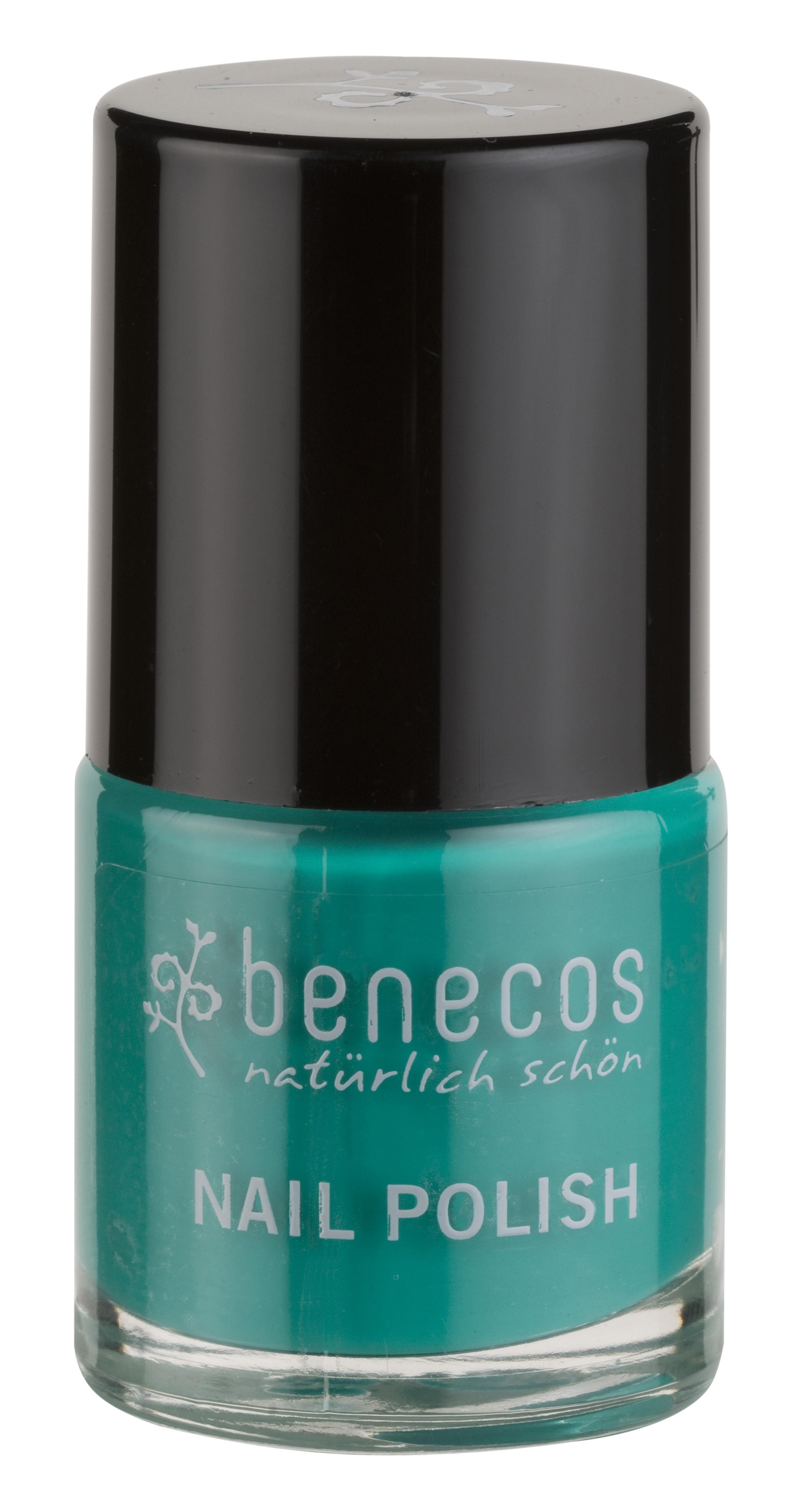 Natural Beauty Happy Nails Benecos Nail Polish Green Beauty Amp Lifestyle