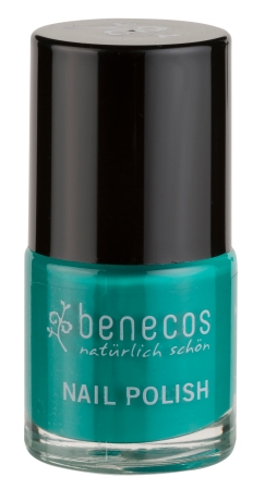 Benecos nail polish green way