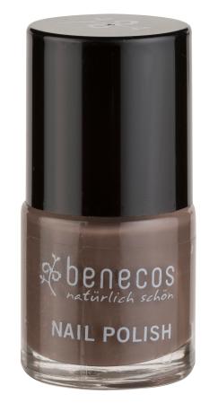 Benecos nail polish Taupe Temptation