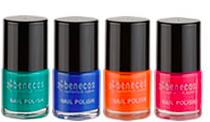 Natural Beauty: 'Happy Nails' Benecos Nail Polish