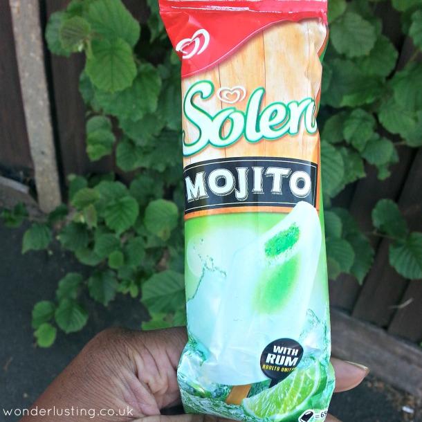 Solero mojito