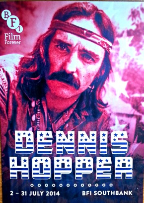 "Culture: BFI presents ""Dennis Hopper ~ Icon of Oblivion"" & Half-Price Ticket Offer"
