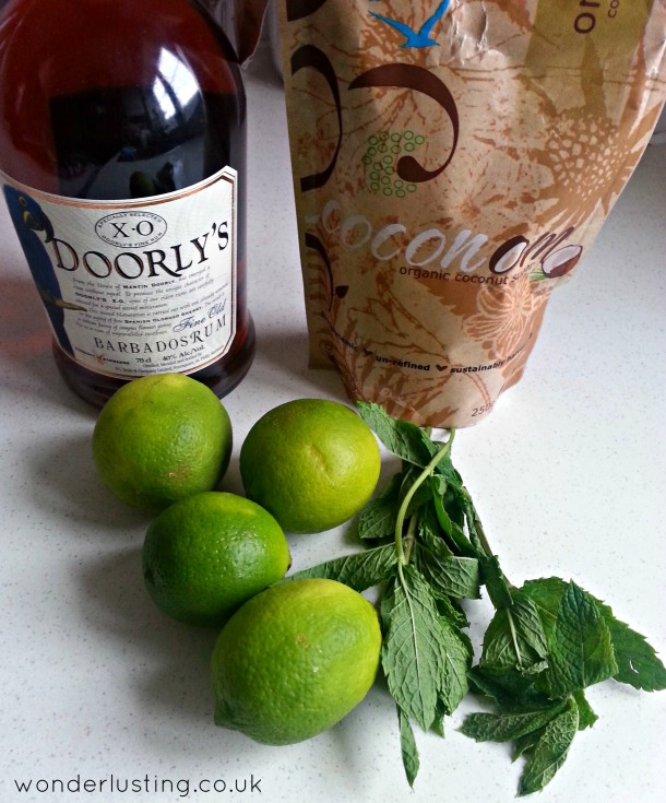 Mojito-ice-lolly-ingredients