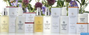Natural Beauty: Therapi Orange Blossom skincare review