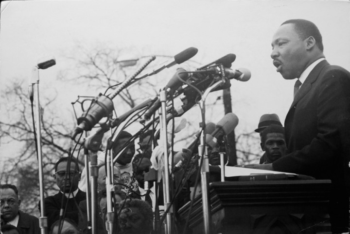DennisHopper Martin Luther King