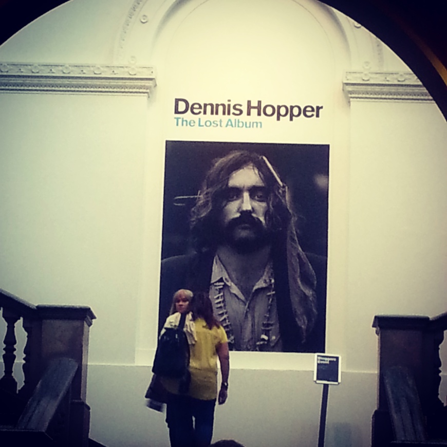 Dennis Hopper, The Lost Album, Royal Academy of Arts