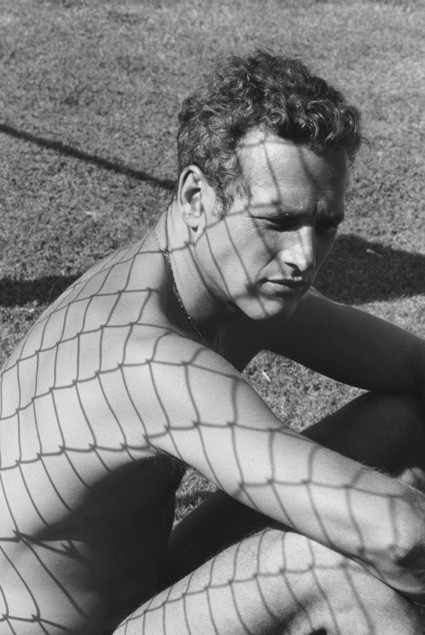 Paul Newman, 1964 © Dennis Hopper, courtesy The Hopper Art Trust. www.dennishopper.com