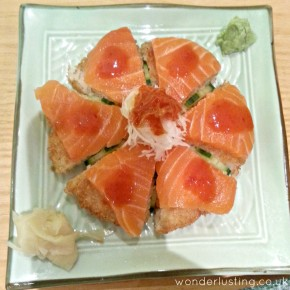 Weird Food: Slice of Sushi Pizza Anyone?