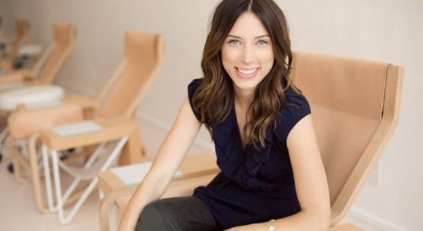 Sarah Tuttle, founder, Olive & June