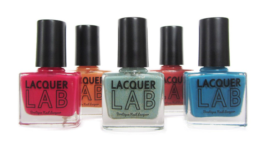 The Lacquer Lab Marrakech Collection,