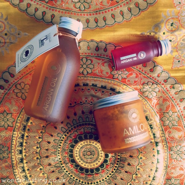 Wild Wood Groves - culinary argan oil, amlou and rose & frankincense argan oil