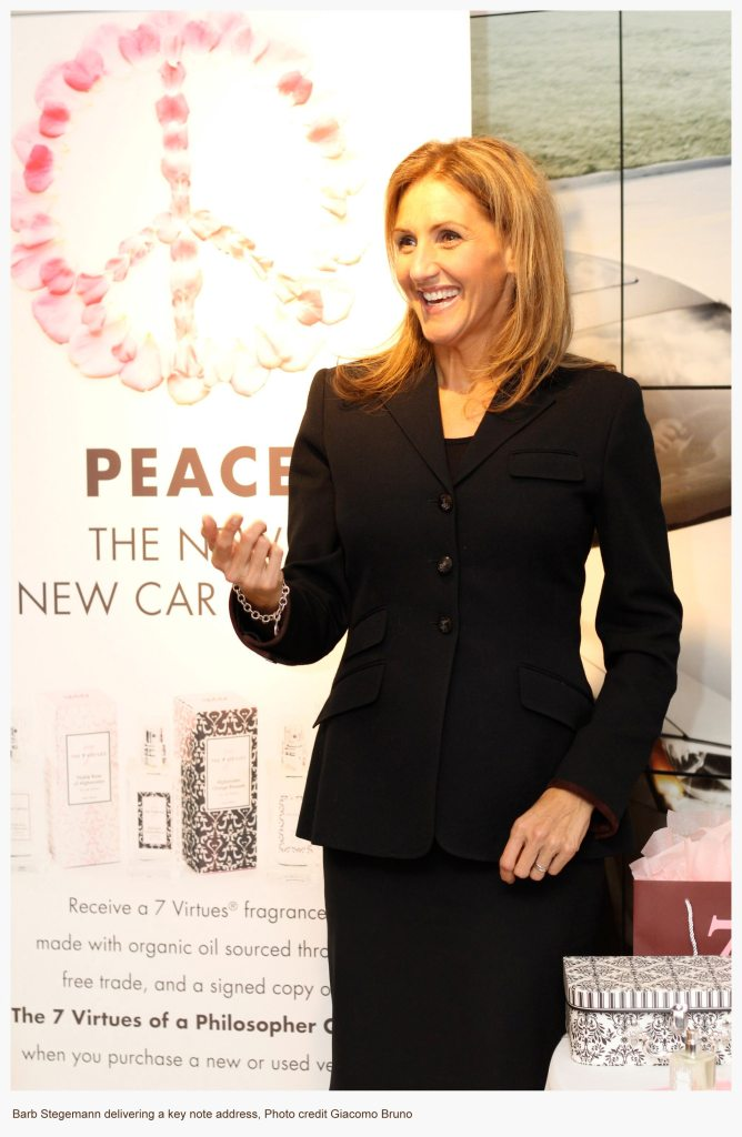 Barb Stegemann, CEO, The 7 Virtues