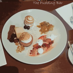 Sweet Dreams Are Made of This: The Pudding Bar,London