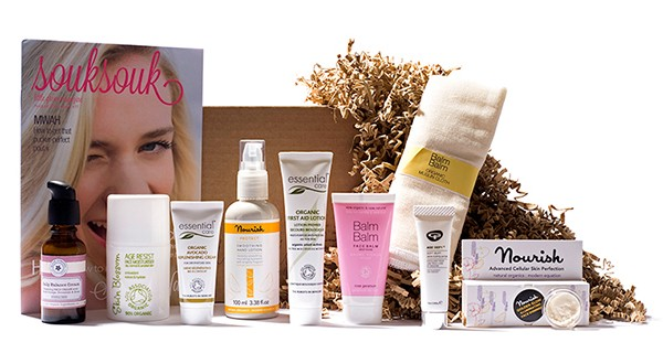 Souk Souk Organic Beauty Box