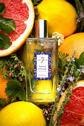 Flower Power: The 7 Virtue's Patchouli of RwandaPerfume