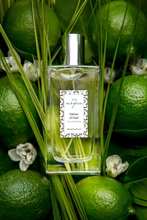 The 7 Virtues Vetiver of Haiti