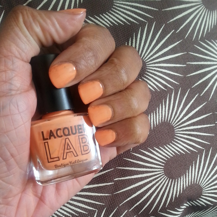 Rock The Kasbar, The Lacquer Lab
