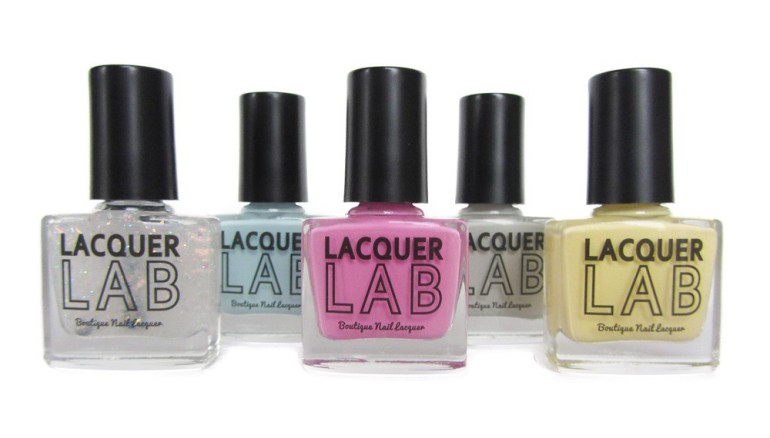 The Lacquer Lab Miami collection