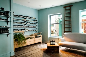 Retail therapy: Aesop Richmond