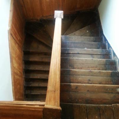 Aesop Richmond stairs