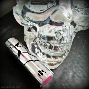 B. Rich Limited Edition Lipstick in Gothika