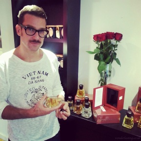 Fragrant Discovery: Frapin at BloomPerfumery