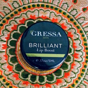 Gressa Brilliant Lip Boost Review