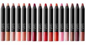 Nars Velvet Matte Lip Pencil Review & Swatches