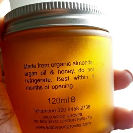 Wildwood Groves Amlou Jar