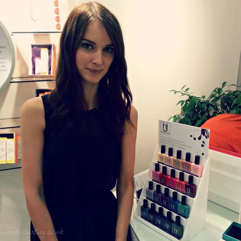 Helen, founder of HJ Manicure