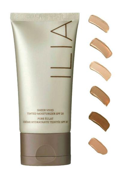 ILIA tinted moisturiser review