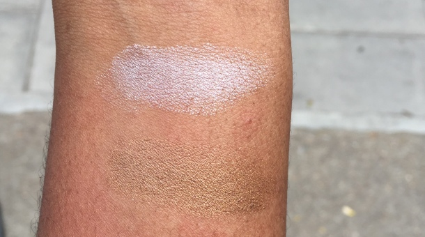 Kjaer Weis Radiance Highlighter and Dazzling Bronzer