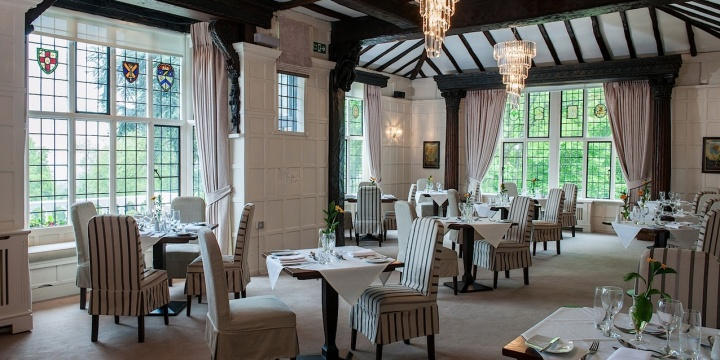 Cavendish restaurant, Laura Ashley The Manor House