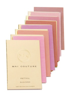 Beauty News: Mai Couture Glow-Geous Trio – Makeup in BookletForm!