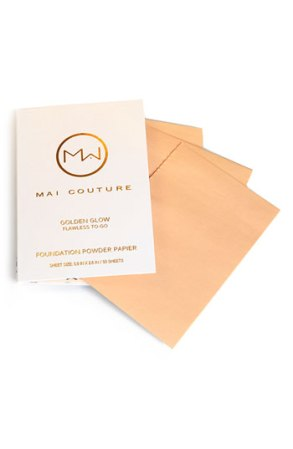 Mai Couture foundation papier booklet