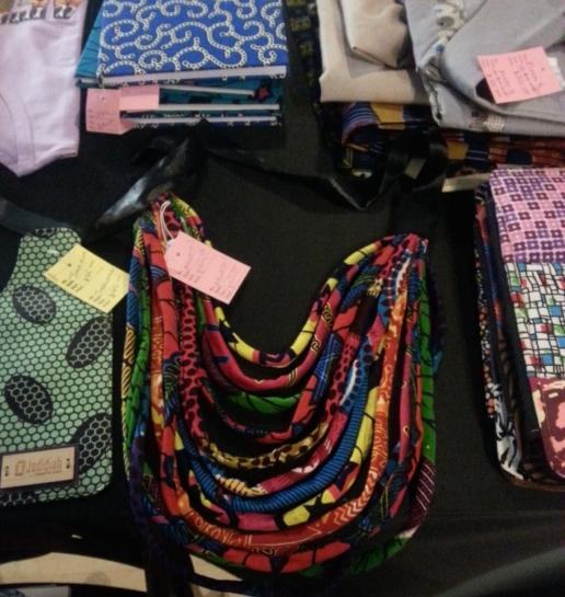 Akwaba necklaces
