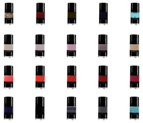 Wondergifting: Intensae Personalised 5-Free Nail Lacquer
