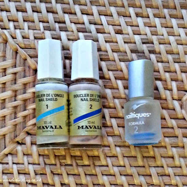 Mavala Nail Shield replaced with Nailtiques Formula 2