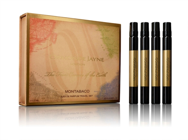 Ormonde Jayne Four Corners travel set