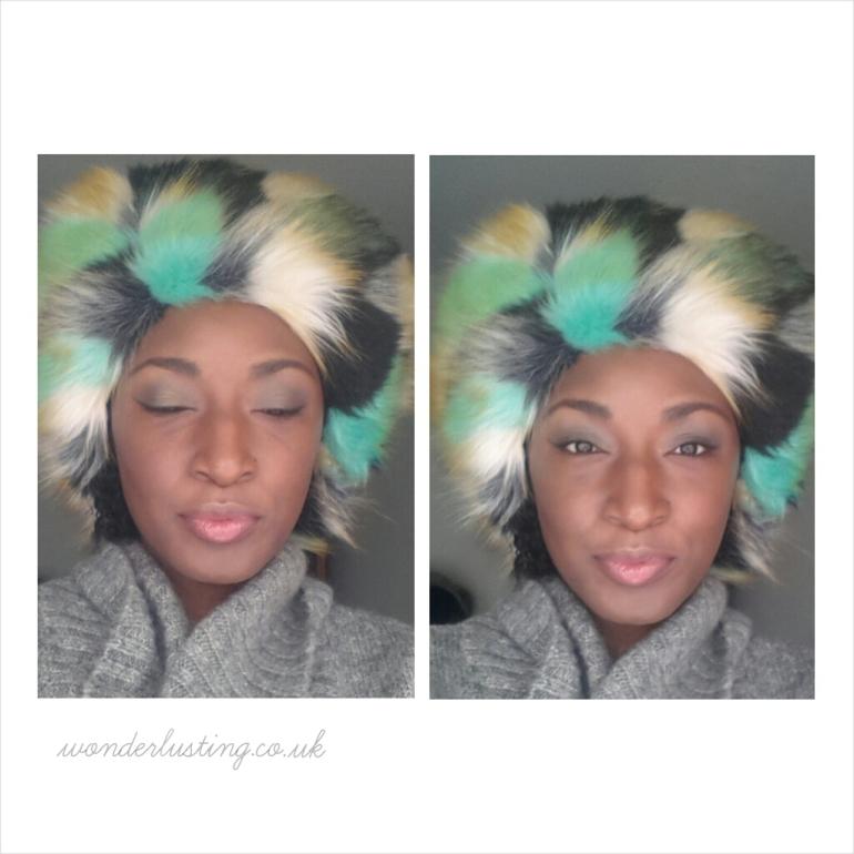 Green beauty - Alima Pure pearluster eyeshadow