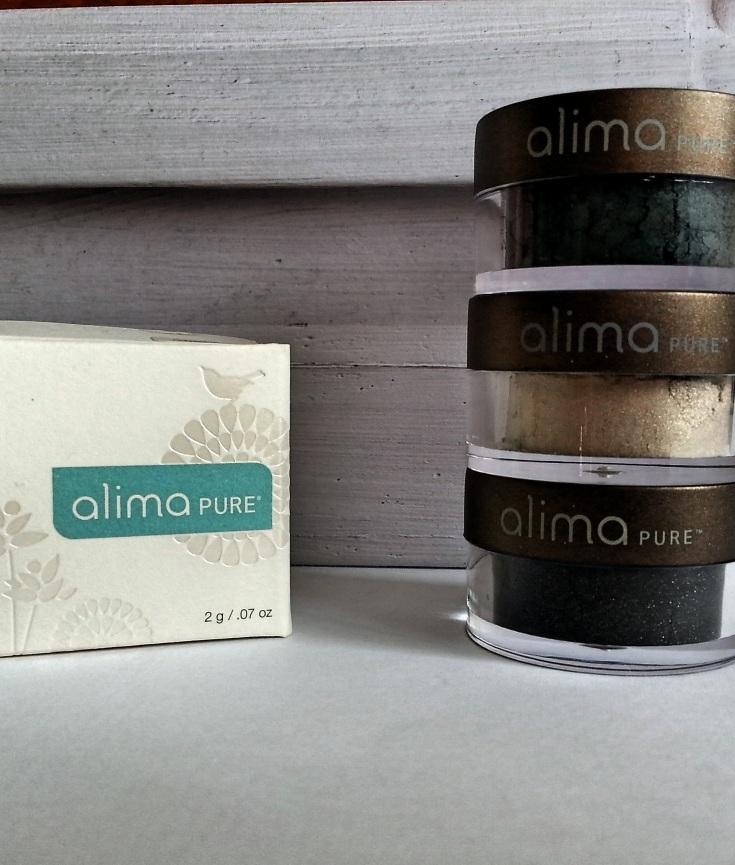 Alima Pure pearluster eyeshadow